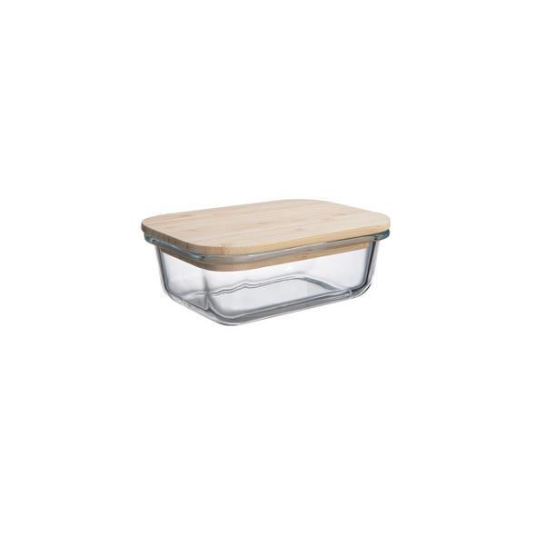 NATURALS Lunchbox m Bambusdeckel 400ml