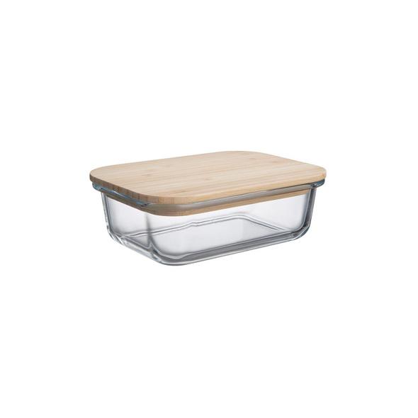 NATURALS Lunchbox m Bambusdeckel 600ml