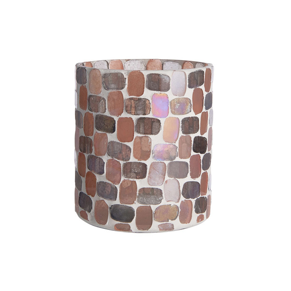 MARLA Mosaik Teelichthalter 10cm