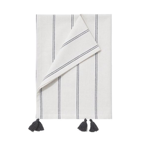 VISBY Küchentuch, Streifen, mit Tassel