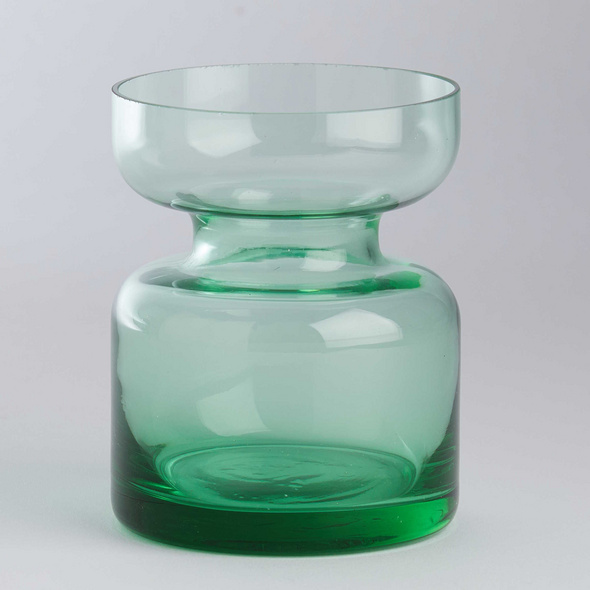 MONA Mini Vase 10cm, grün