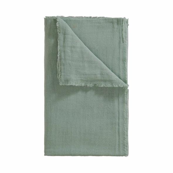 MILAINE Decke, 130x170 cm, grün