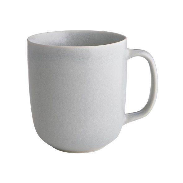 CASA NOVA Tasse mit Henkel 400 ml grau