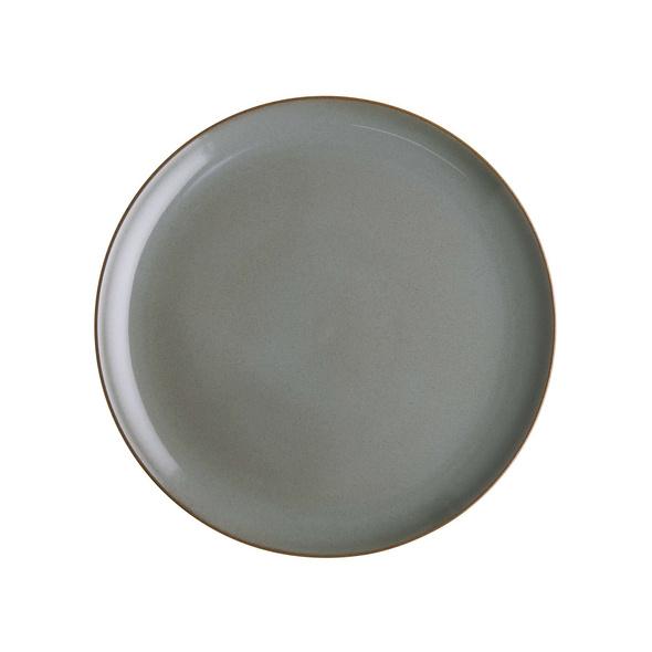 NATIVE Dinner Teller Ø 27 cm grau