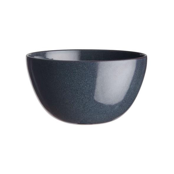 NATIVE Schale Ø 15 cm, 600 ml dk blau