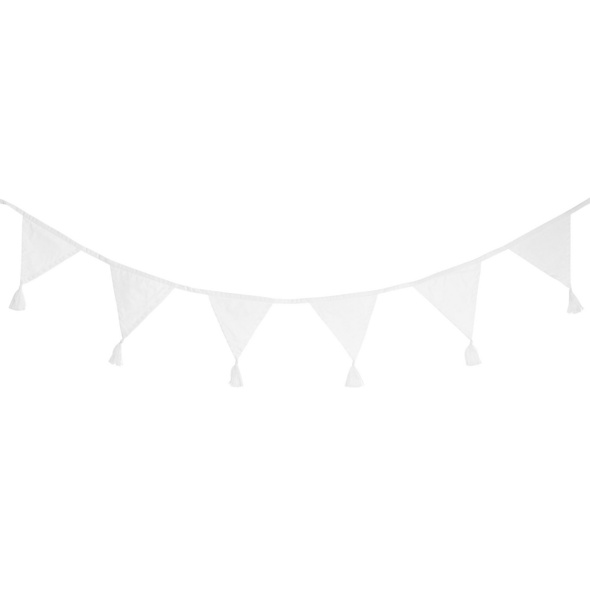 MIDSOMMAR Girlande, 6 Meter, mit Tassel
