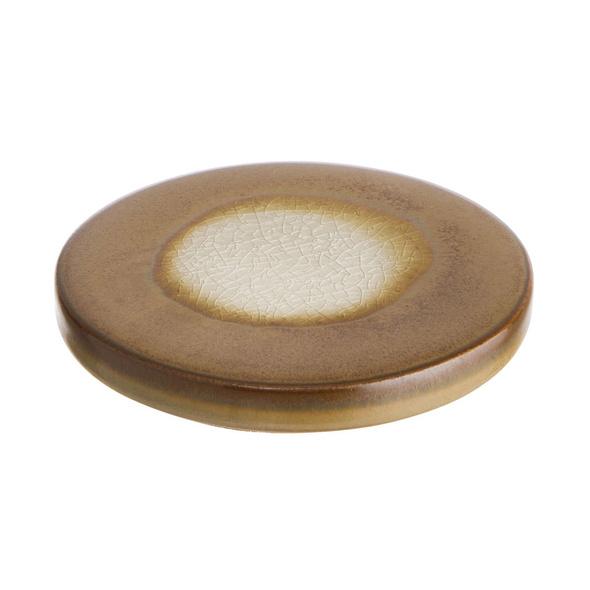 COSMOS Keramik Untersetzer karamel