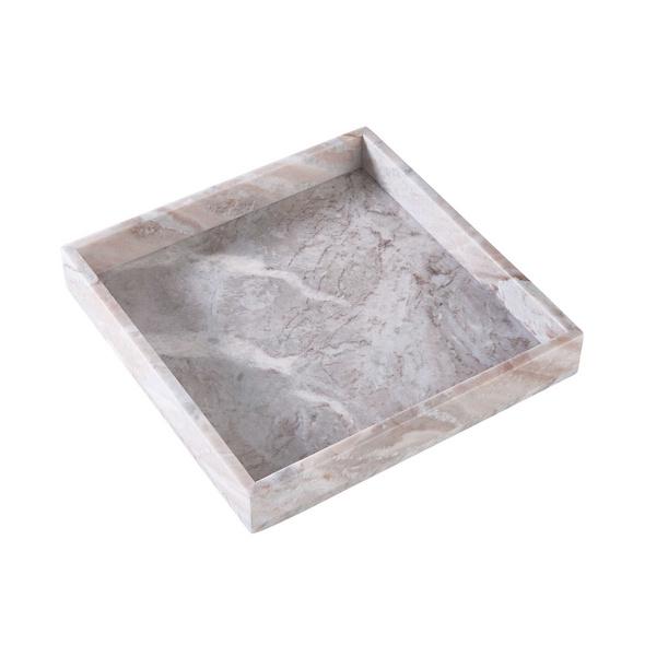 MARBLE Marmor Tablett sand