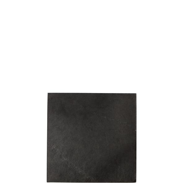 PLATEAU Schieferplatte 20x20cm