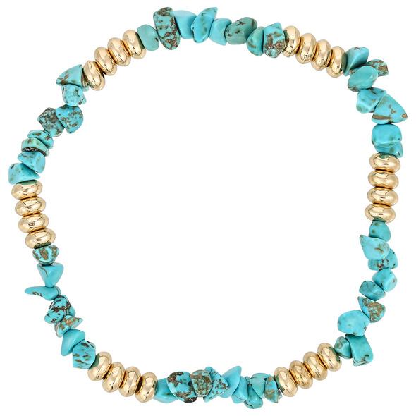 Armband - Blue Coral