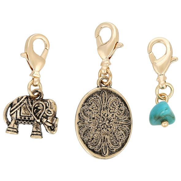 Charm Anhänger - Elephant Luck