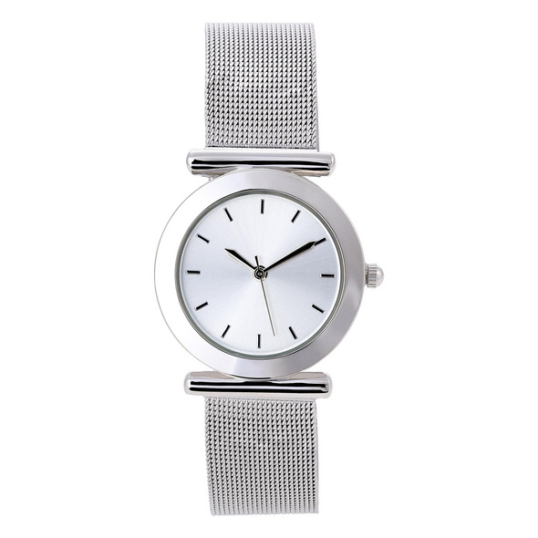 Uhr - Mesh Elegance