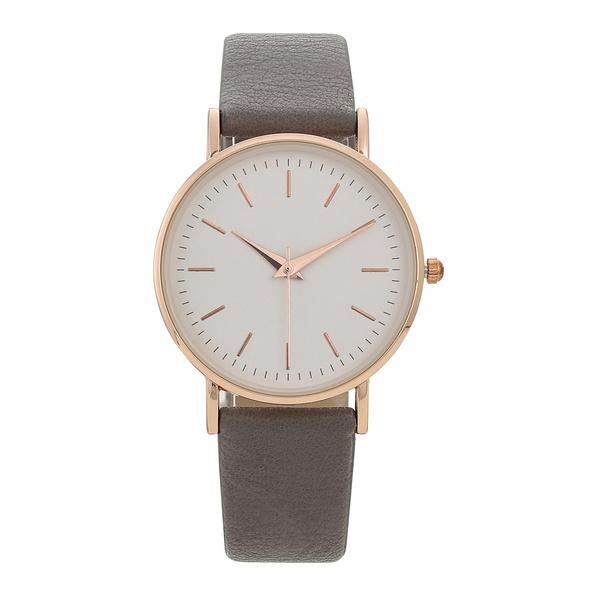 Uhr - Basic Grey