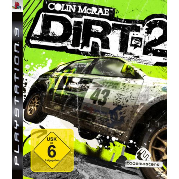 Colin McRae: DiRT 2