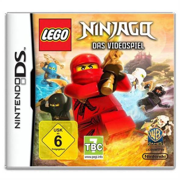 DS LEGO Ninjago