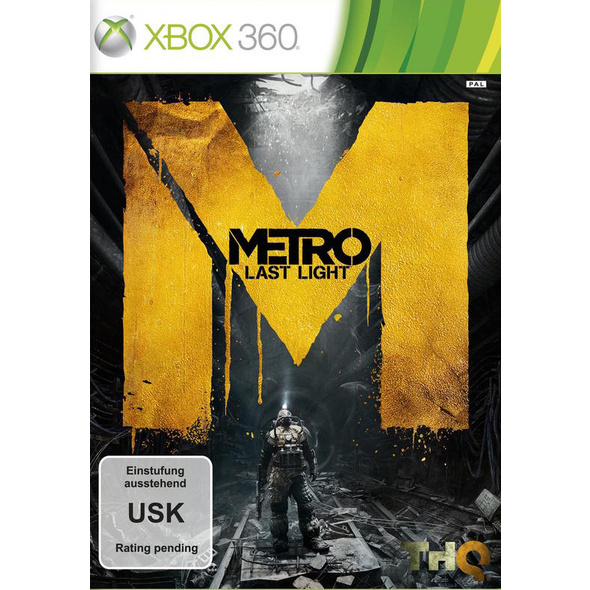 Deep Silver Metro Last Light (1st Edition)
