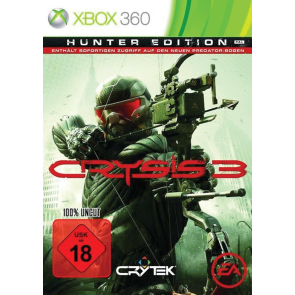 Electronic Arts Crysis 3 (UNCUT) Hunter Edition