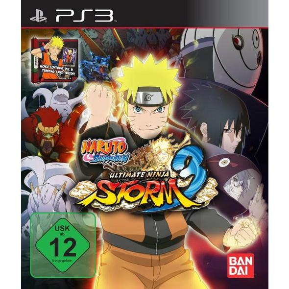 NARUTO Shippuden: Ultimate Ninja Storm 3 (Day One-Edition)