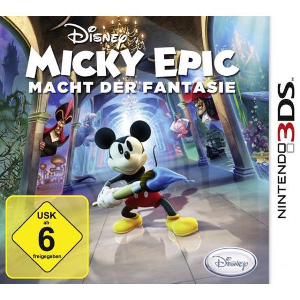 Micky Epic Macht der Fantasie