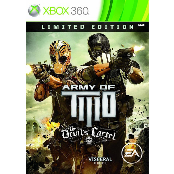 Army of Two Devils Cartel (Overkill Edition)