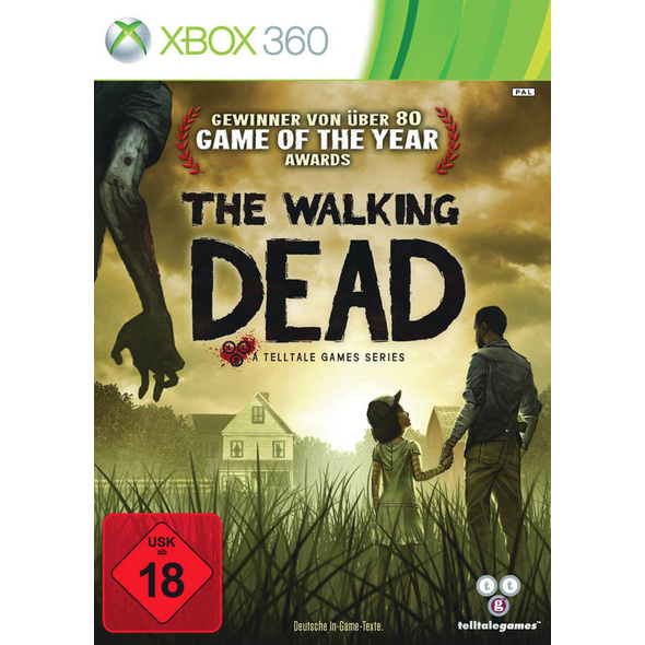 The Walking Dead - A Telltale Game