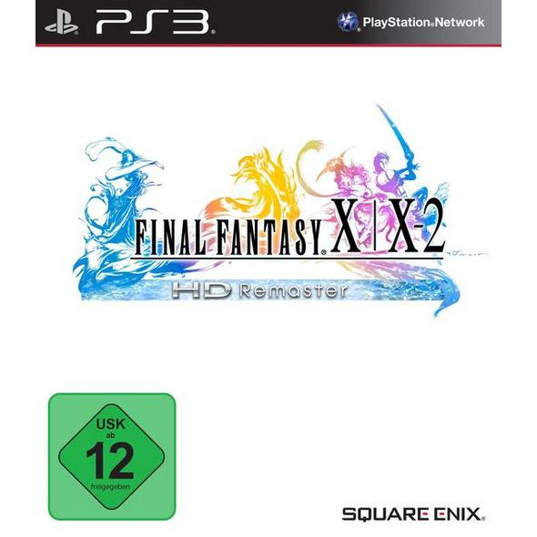 Final Fantasy X/X2 HD Remaster
