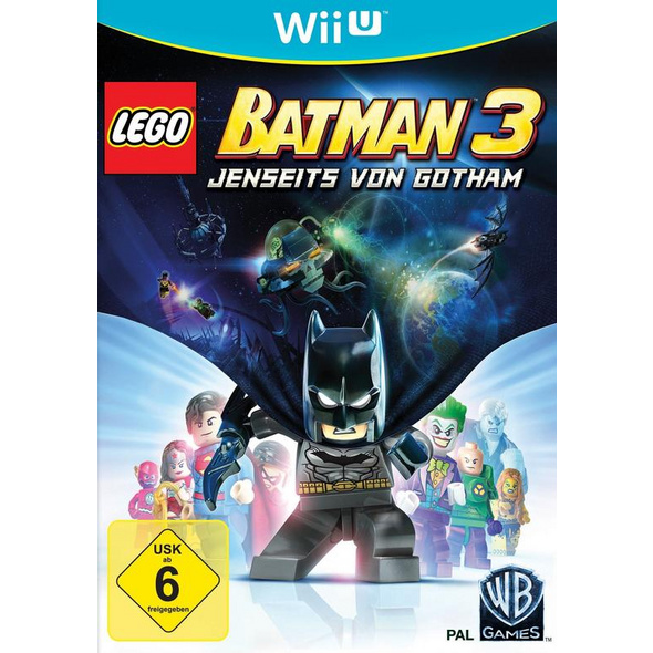 LEGO® Batman 3: Jenseits von Gotham