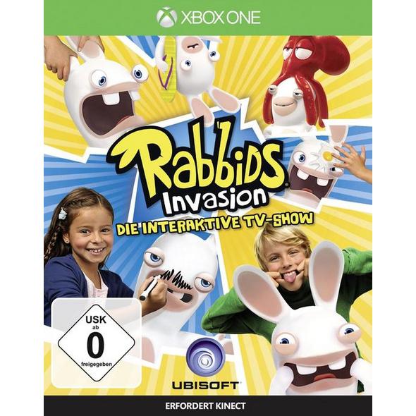 Rabbids Invasion - Die interaktive TV-Show