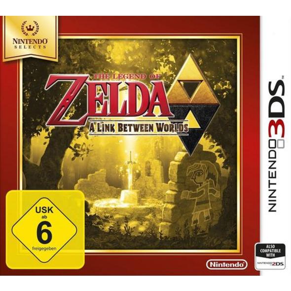 The Legend of Zelda A Link between Worlds