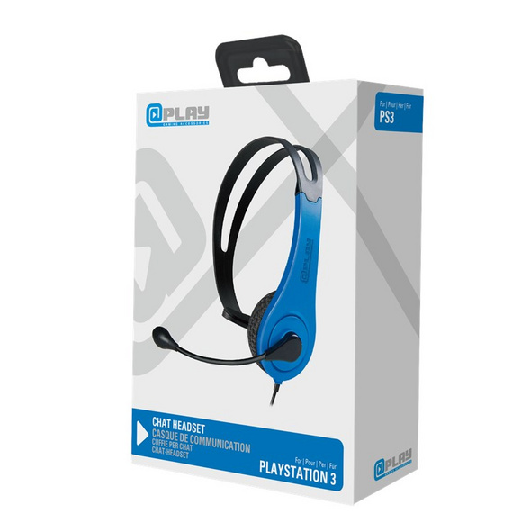 @Play: PS3 Chat Headset