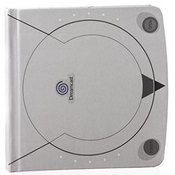 Sega - Notizbuch Dreamcast