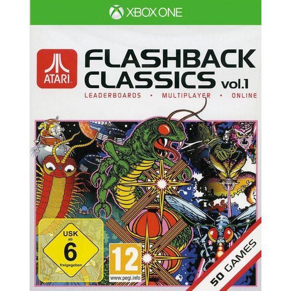 Atari Classics Volume 1