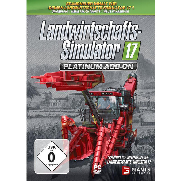 Landwirtschafts-Simulator 17 - Platinum Add-On