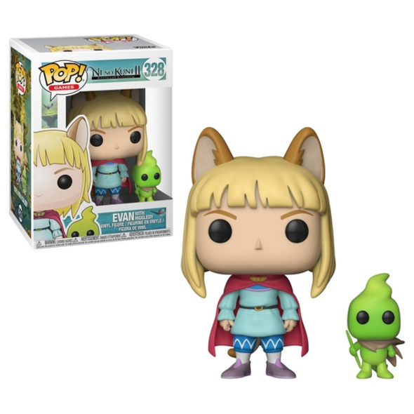Ni No Kuni II - POP! Vinyl -Figur Evan