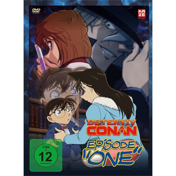 Detektiv Conan - Episode One (DVD) Limited Edition