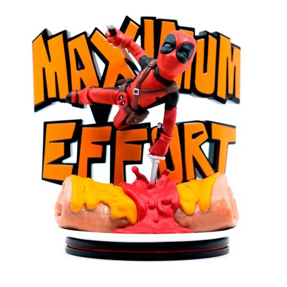 Deadpool - Figur Maximum Effort