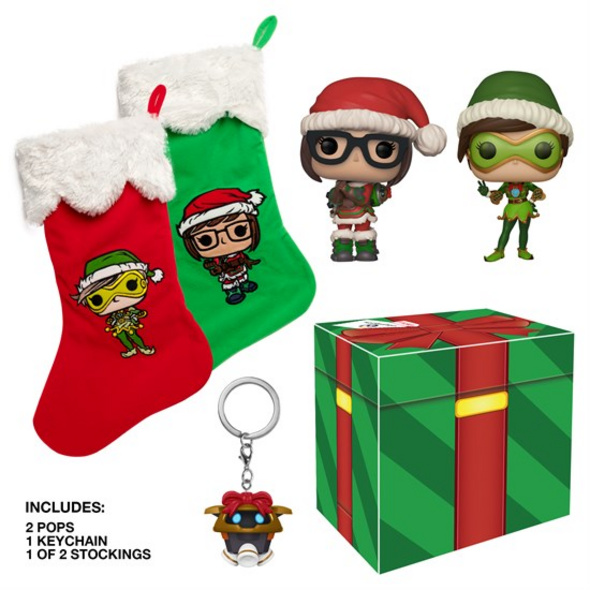 Overwatch - Funko Winter Loot Box