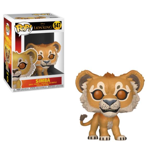 Der König der Löwen - POP! Vinyl-Figur Simba