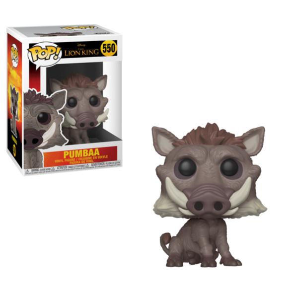Der König der Löwen - POP! Vinyl-Figur Pumba