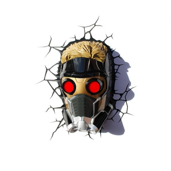 Guardians of the Galaxy - LED Leuchte Star Lord 3D