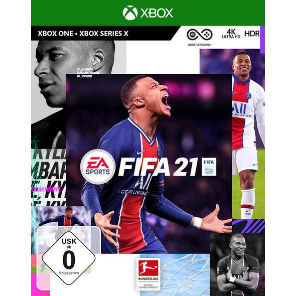 FIFA 21 - (inkl. kostenlosem Upgrade auf Xbox Series X)