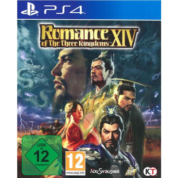 Romance of the Three Kingdoms 14