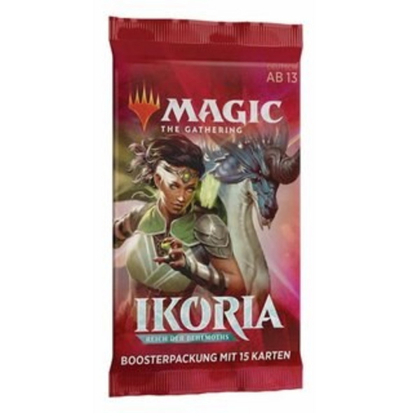Magic the Gathering: Ikoria Reich Behemoth Booster