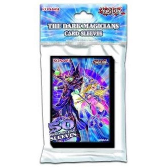 Yu-Gi-Oh! Tradingcard Game - Dunkler Magier Sleeves