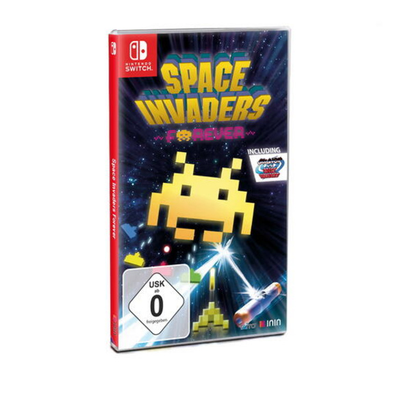 Space Invaders Forever