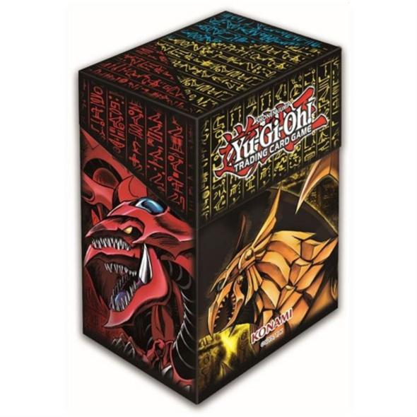 "Yu-Gi-Oh! Trading Card Game: ""Ägyptischen Götter"" Karten Hülle"