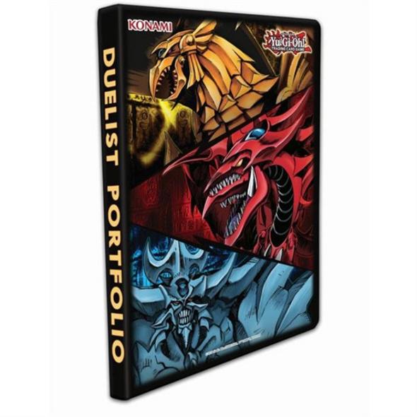 """Yu-Gi-Oh! Trading Card Game: """"Ägyptischen Götter"""" Portfolio"""