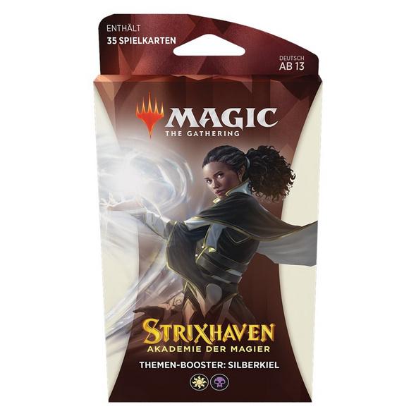 Magic the Gathering: Strixhaven - Akademie der Magier Themen Booster-Pack (zufällige Auswahl)