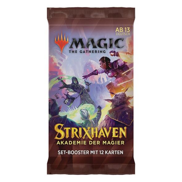 Magic the Gathering: Strixhaven - Akademie der Magier Set Booster-Pack