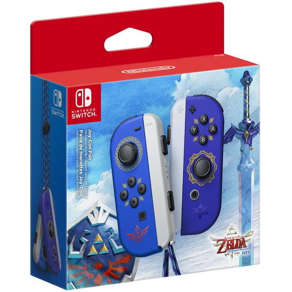 Nintendo Switch Joy-Con Controller Set The Legend of Zelda: Skyward Sword HD-Edition